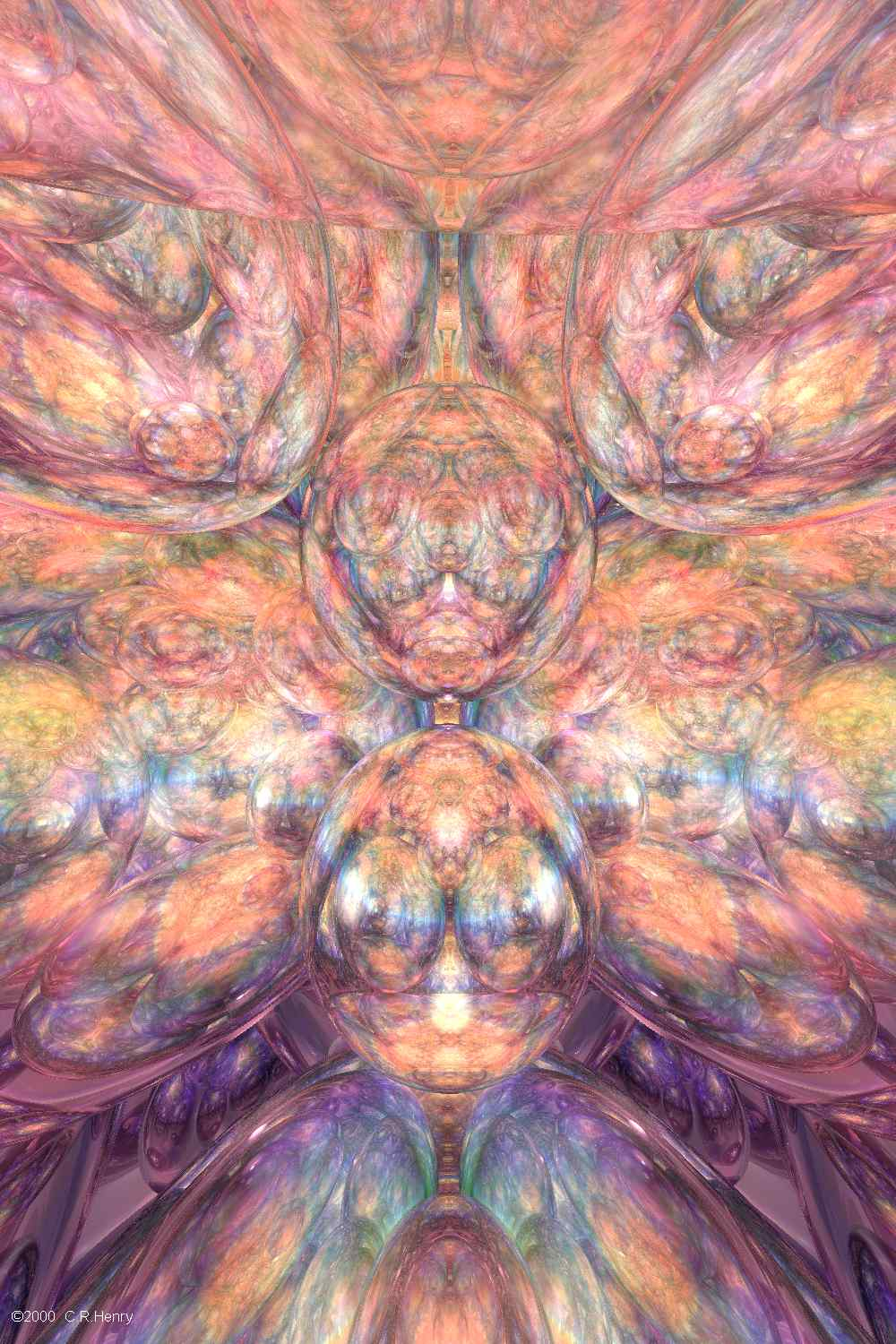 Human Form From Sacred Geometry