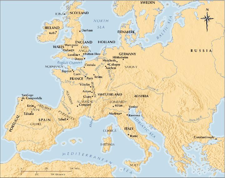 early medieval europe founding of the Amazoncom: early medieval europe, 300-1000, second edition (history of europe) (9780312218867): roger collins: books.