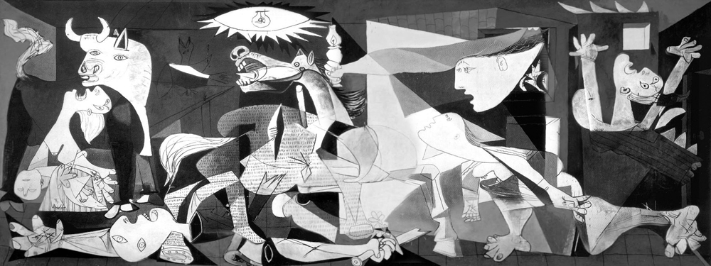 Picasso Guernica Analysis