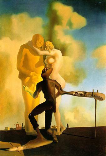 Salvador Dali Article And Illustrations