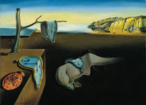 The Unique Style of Salvador Dali