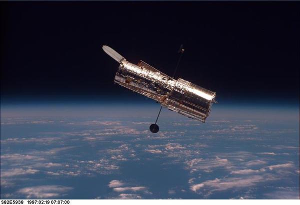 hubble space telescopes problem - photo #30