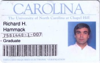 Working at Carolina - The University of North Carolina at ...