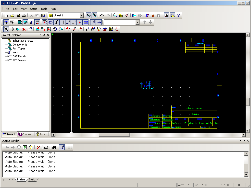 Download The Schematic For This Marker Icon E Schematic